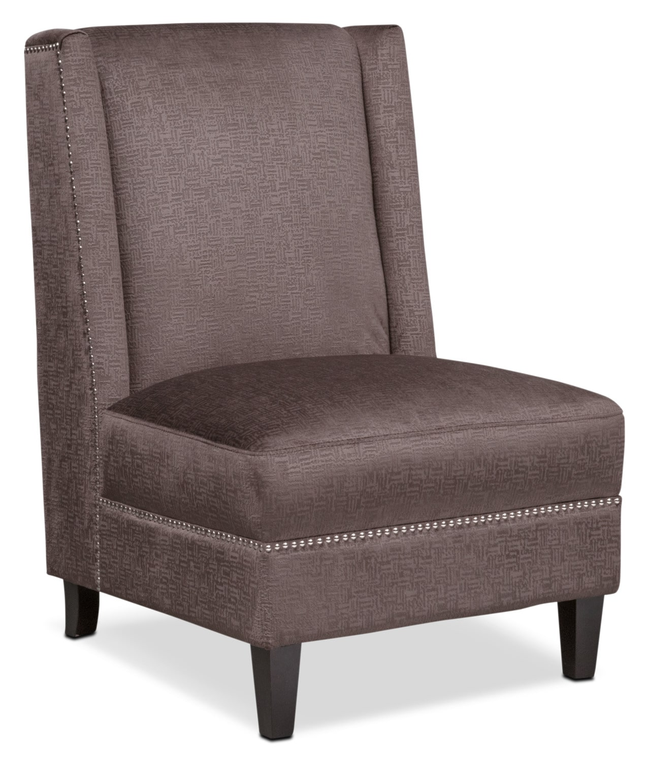 Brown Accent Chairs Roberto Accent Chair Brown Value City Furniture And