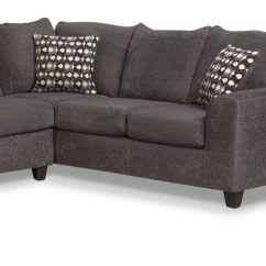 Swivel Chair Sofa Set Linen Office Brando 3 Piece Sectional With Chaise And Value Click To Change Image