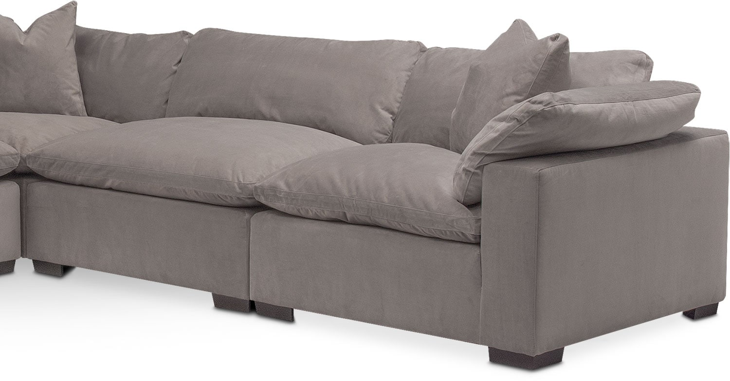 plush magnum sofa review living room sofas online india 5 piece sectional value city furniture and mattresses