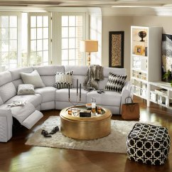 Sectional Sofa Value City Furniture Curved For Sale The Catalina Collection Ivory And Mattresses
