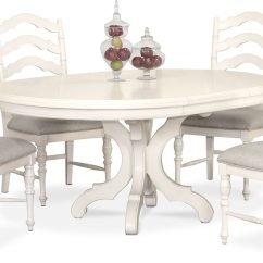 White Round Dining Room Table And Chairs Hanging Chair Amazon Charleston 4 Side