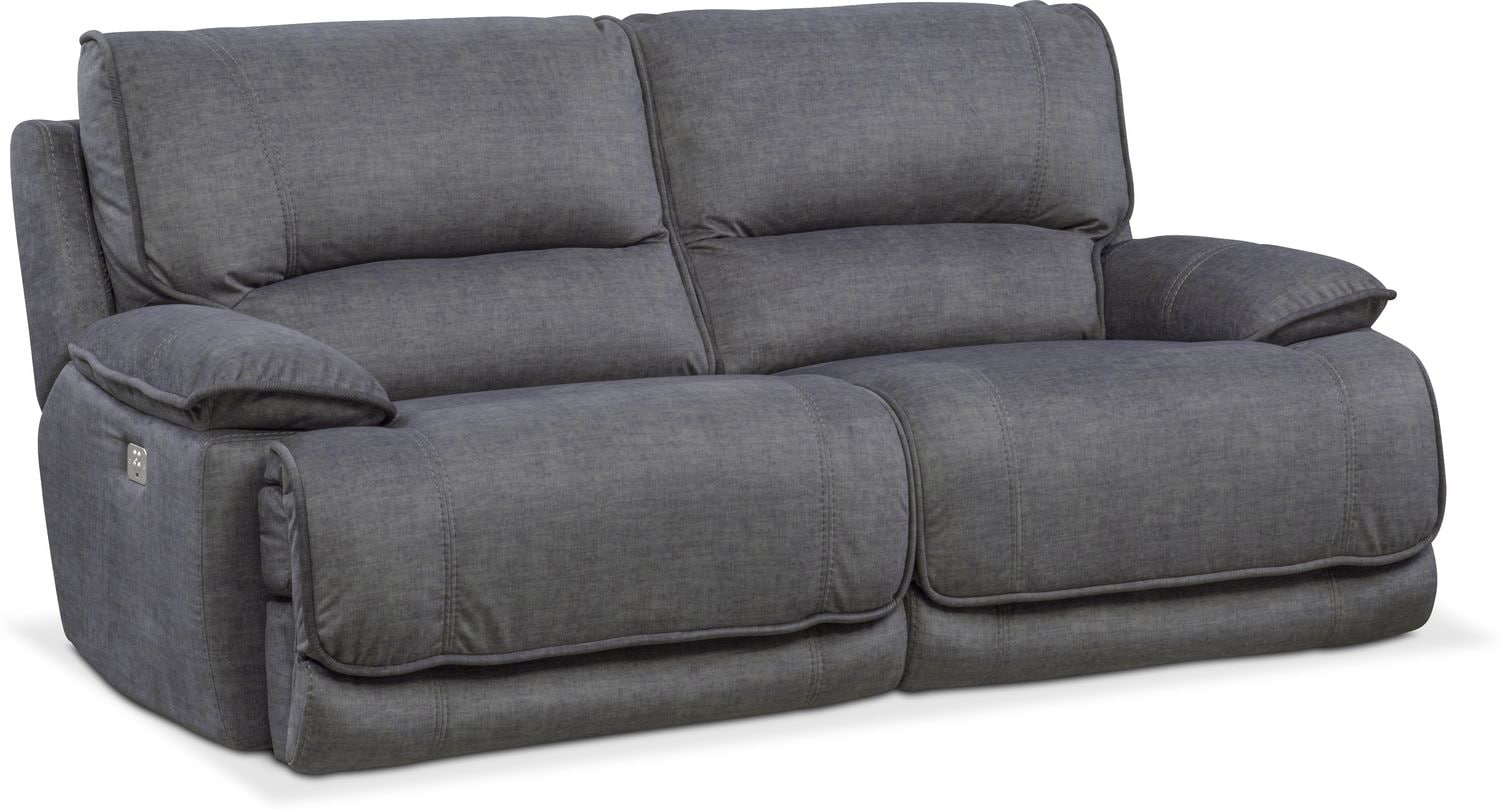 electric recliner sofa not working best leather sectional reclining sofas tap to change mario 2 piece power
