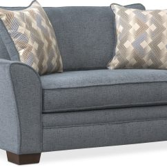 Chair And A Half Sleeper American Flag Cushions Trevor Twin Value City Furniture Living Room