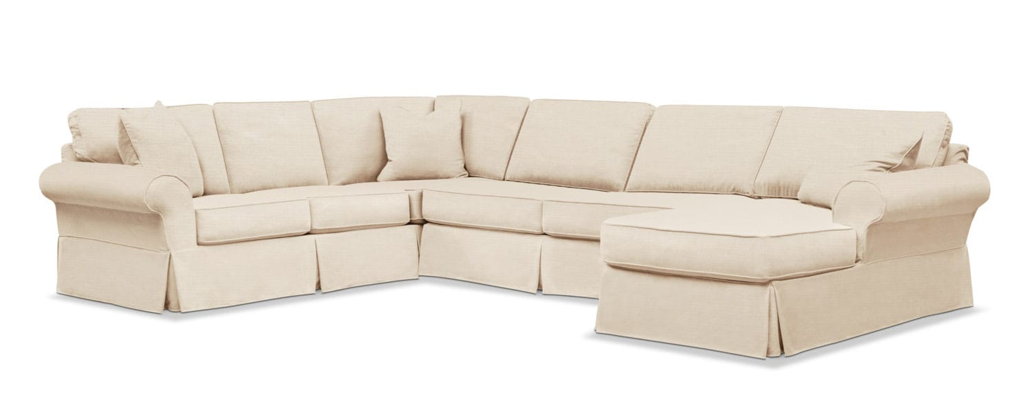 sectional sofa value city furniture havertys sofas funiture tap to change sawyer 3 piece slipcover with chaise