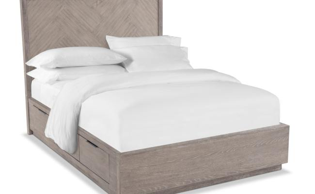 Zen Storage Bed Value City Furniture And Mattresses