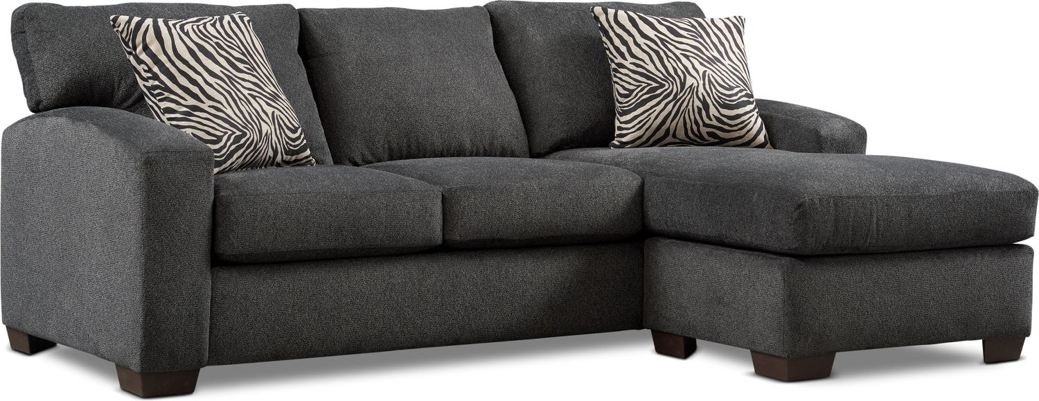 Nala 2 Piece Sectional With Chaise