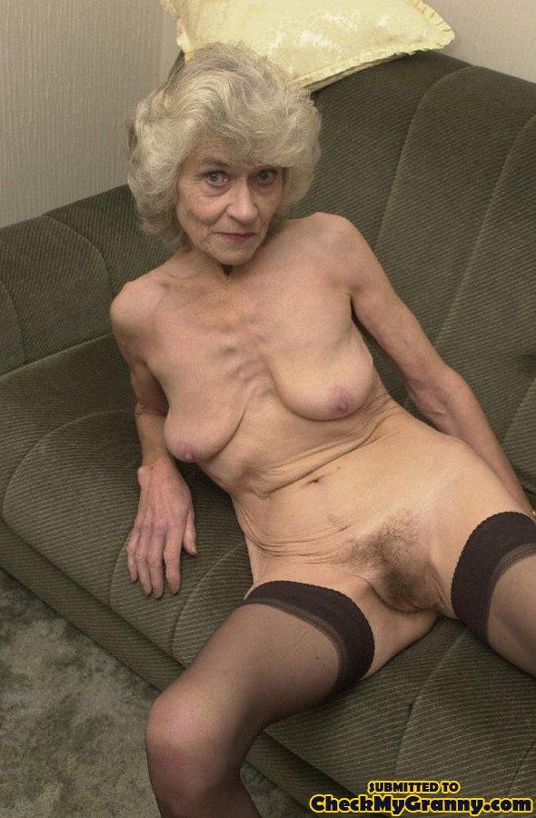 Granny nude skinny Nude Grannies,