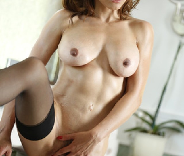 Short Haired Milf In Stockings Taken Fro Picture 2