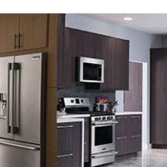Professional Kitchen Appliances Cork Flooring For Frigidaire