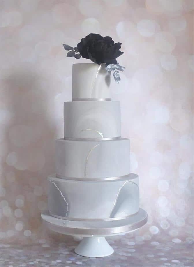 Kent Wedding Cakes Bluebirds Bakehouse
