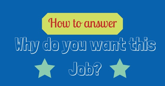 How To Answer 'Why Do You Want This Job?' Question WiseStep