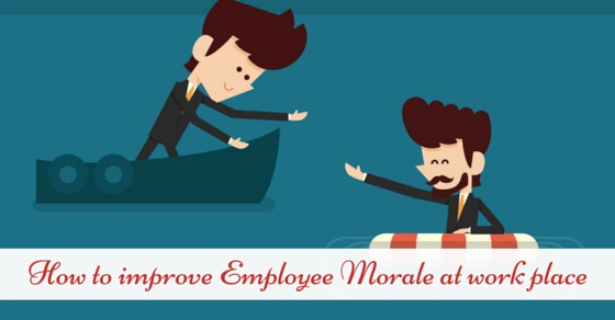 Image result for raise staff morale