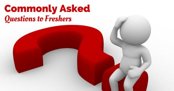 14 Common Interview Questions For Freshers With Answers