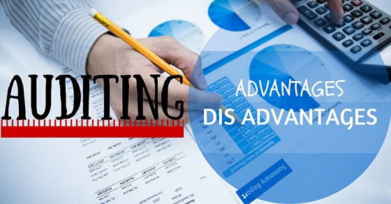 Top 39 Advantages and Disadvantages of Auditing  WiseStep