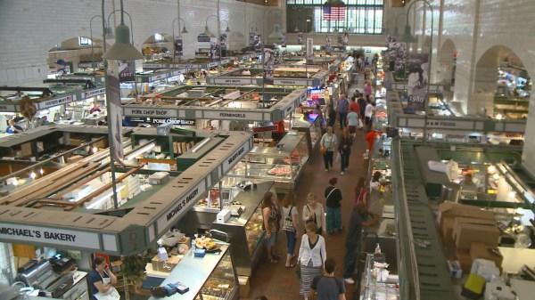 West Side Market Opens Sundays