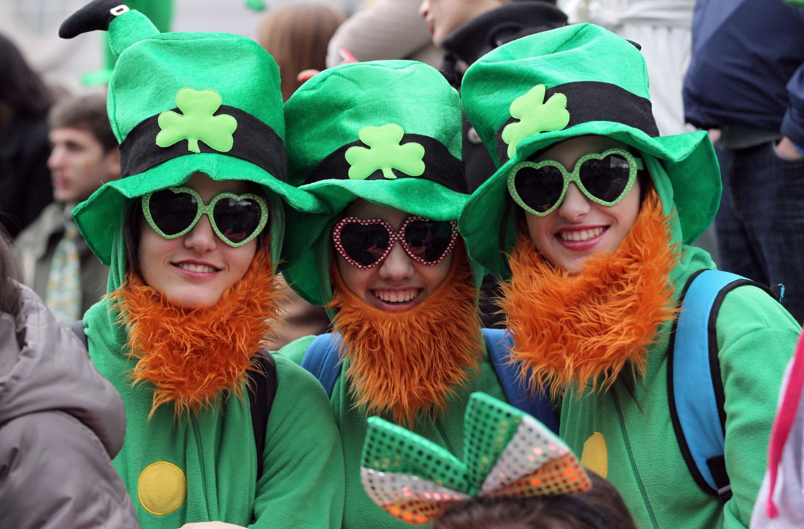 Cleveland St Patricks Day parade unlikely to be postponed for weather  WKYCcom