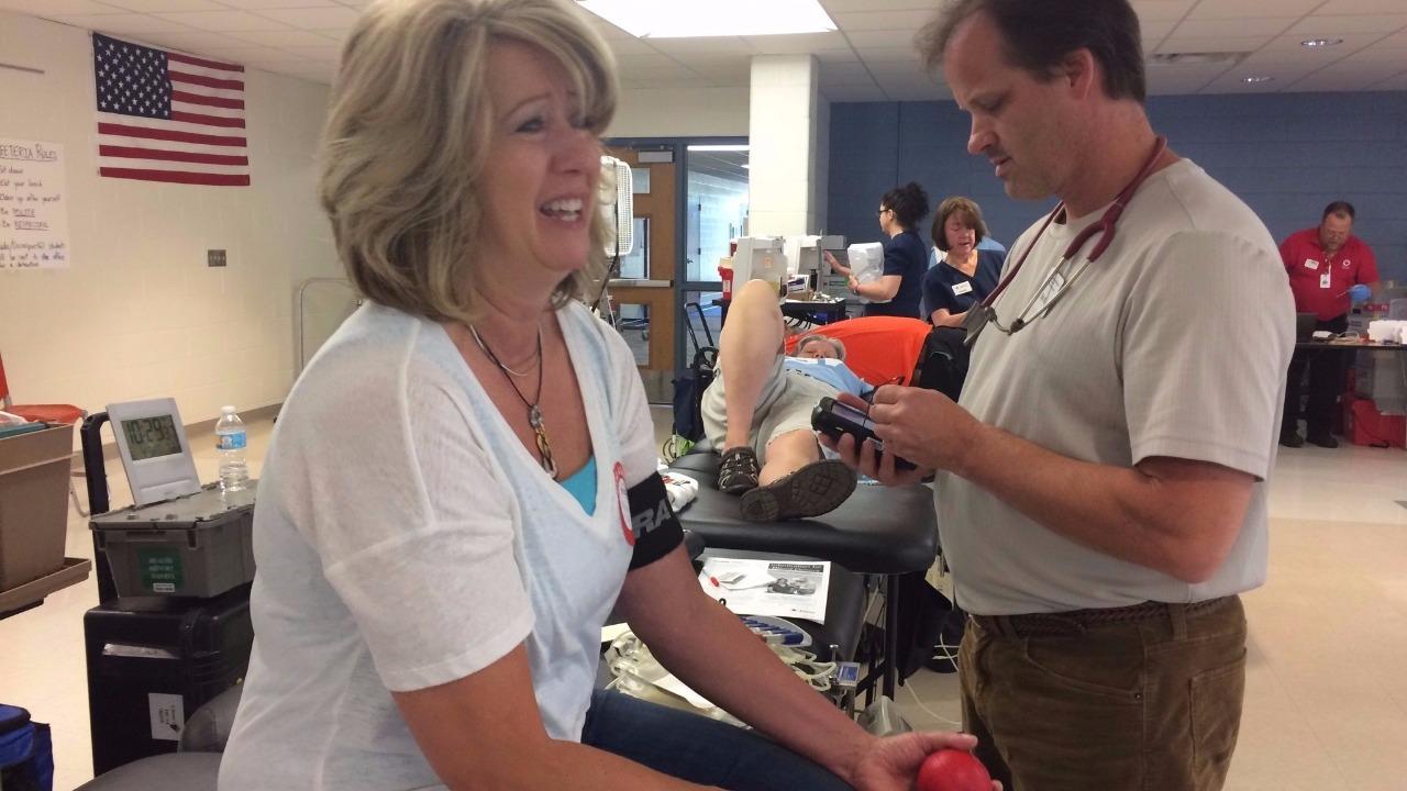 Annual Memorial Blood Drive Held For Fennville Senior