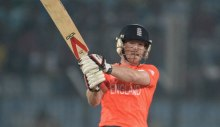 England v India - depth pleases Morgan