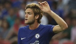 Chelsea quartet left out of World Cup Squad