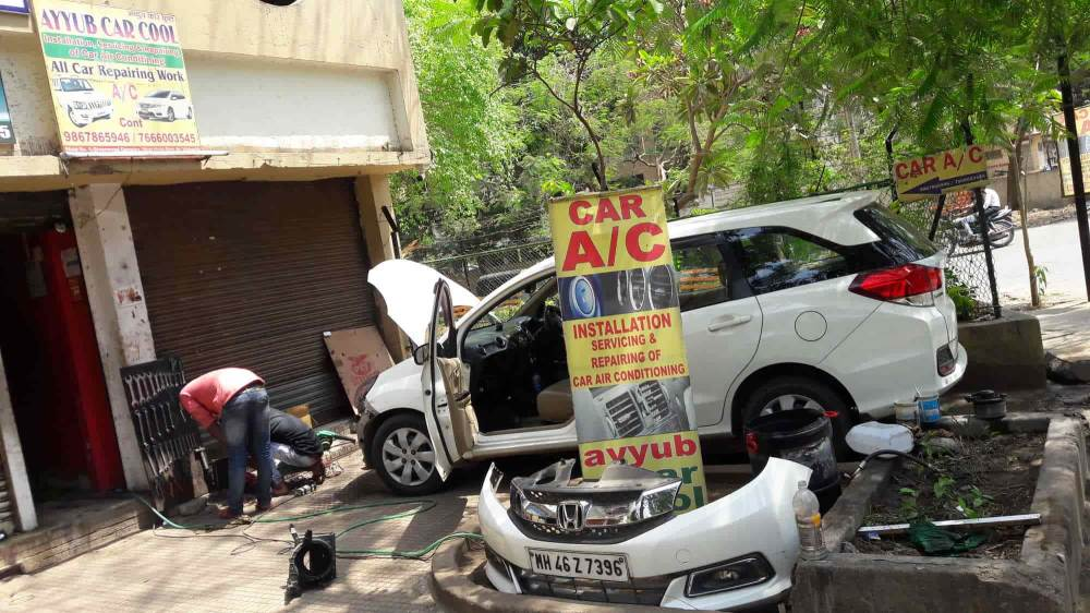medium resolution of ayyub car cool in thane west mumbai