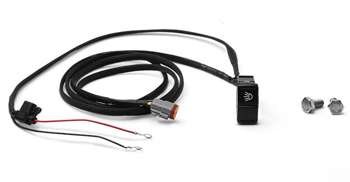 Electrical and Instruments TERYX KRX 1000 8 inch K-Glow