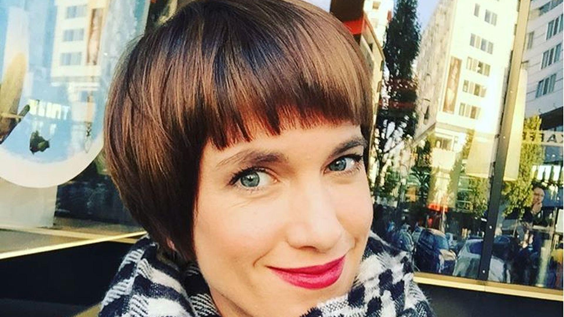 Stil Wandel Isabell Horn Zeigt Ihre Neue Helmfrisur! Promiflash De