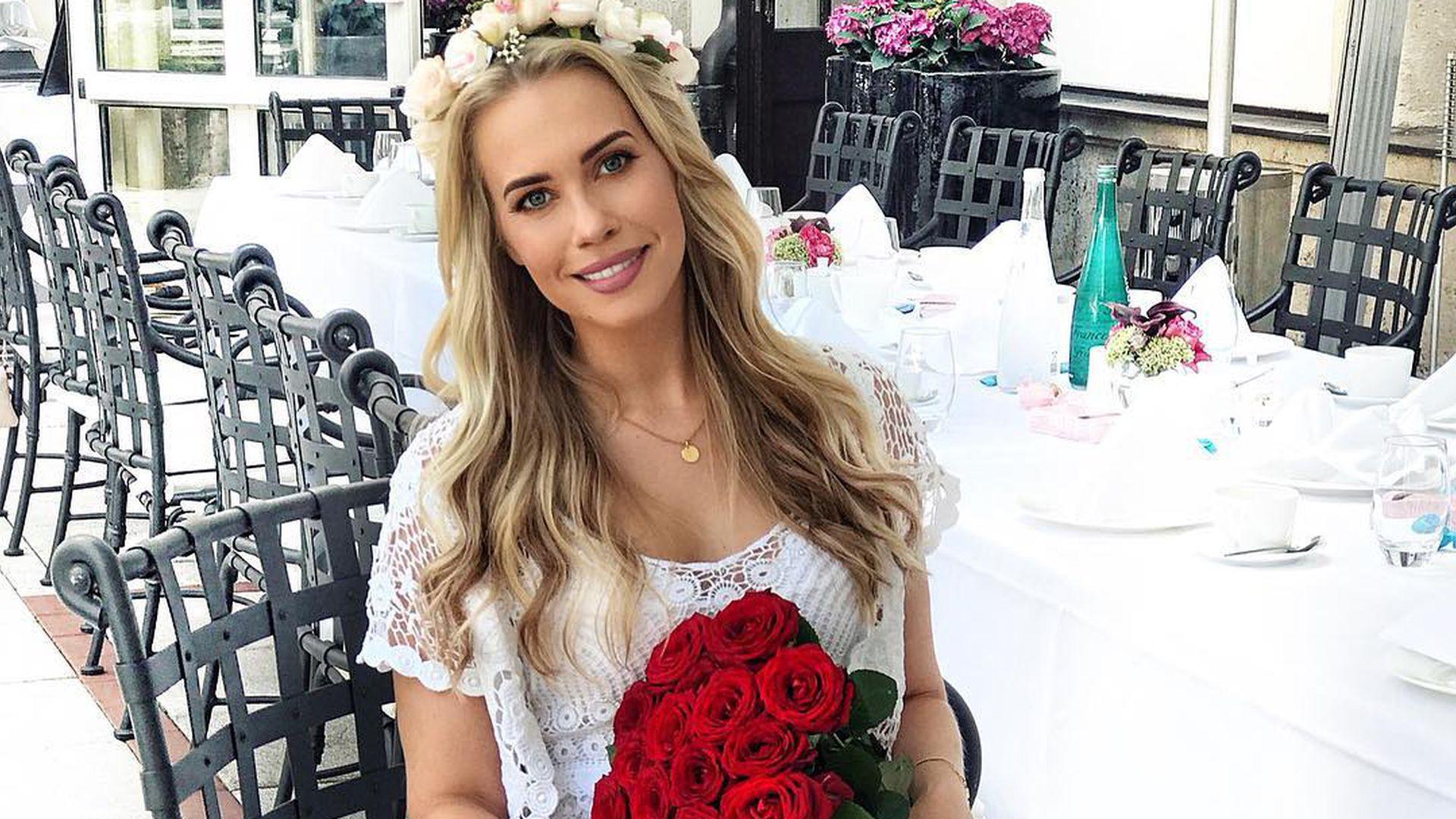 PahdeBFF LaraIsabelle Rentinck steigt bei Rote Rosen ein  Promiflashde