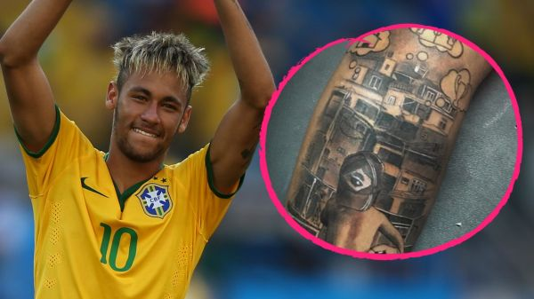 38793baa1 20+ Neymar Tattoo Pictures and Ideas on Meta Networks