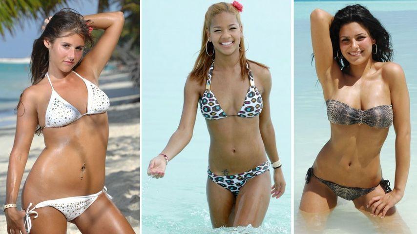 DSDS Bikini Girls Im Sexy Fotoshooting Promiflashde