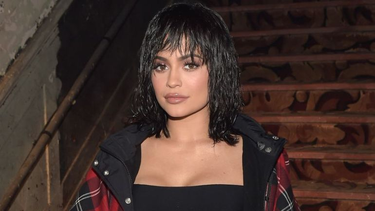 Kylie Jenner at the New York Fashion Week 2017