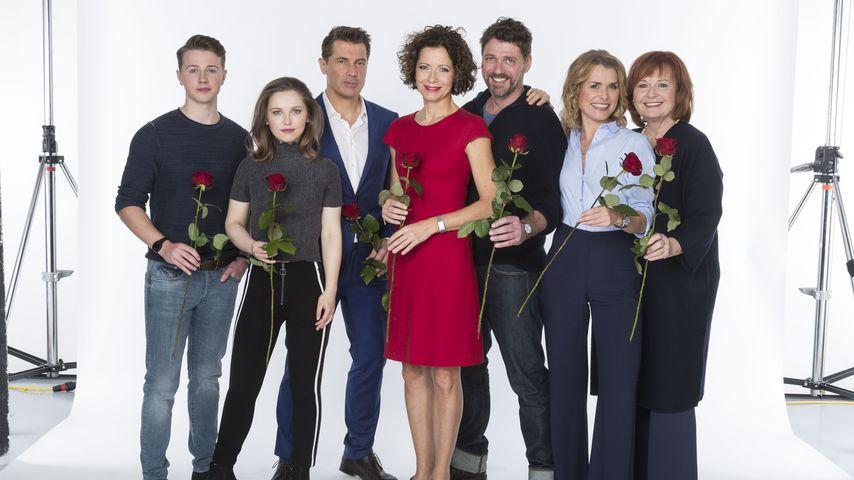 Dramatische 15 Staffel Das sind die 7 neuen Rote Rosen