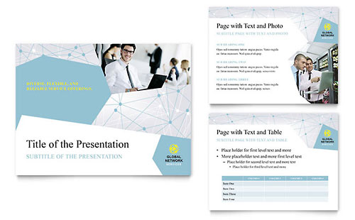 Professional Services Presentations Templates & Designs