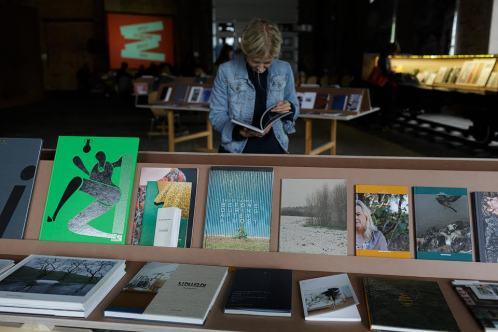 Self Publish Riga publicitātes attēls. Foto: Andrejs Strokins
