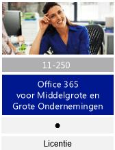 office 365 voor middelgrote en grote ondernemingen