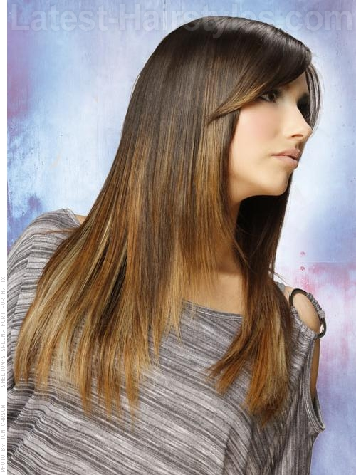 Hot Hair Alert 20 Gorgeous Hairstyles For Long Straight Hair