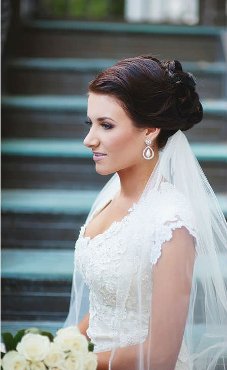 24 Gorgeous Wedding Hairstyles For Long Hair In 2019