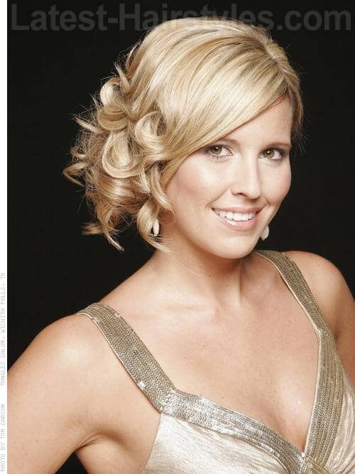 Prom Hairstyles For Short Hair Pictures And How To's