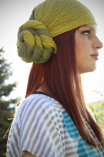 Put a Scarf On It 6 Stylish Hairstyles With A Scarf  Hair Tutorial