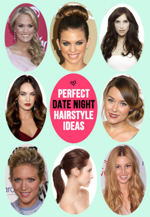11 Easy DIY Date Night Hairstyles For Your Special Night
