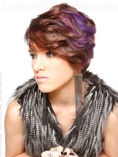 Image Result For Short Hairstyles For Women With Thick Wavy Hair