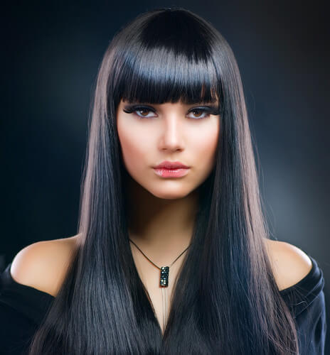 Dark Hair Colors 17 Rich & Vibrant Colors Guaranteed To Turn Heads