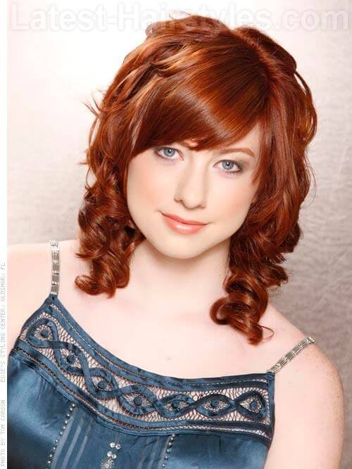 10 Shades of Copper Hair That Will Color You Red Hot