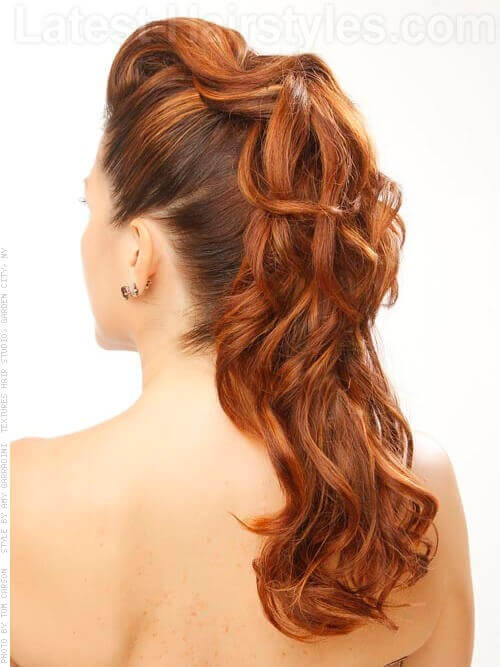 25 Cute Prom Hairstyles Guaranteed To Turn Heads