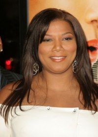 Queen Latifah Hairstyle Hair Color 2014 Styloss Of Queen ...