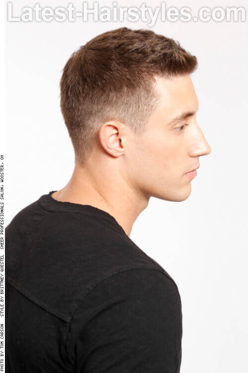 The Top 20 Men's Hairstyles For Thin Hair