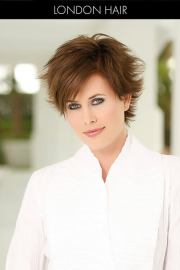 stunning short layered hairstyles
