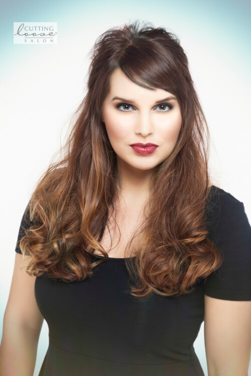 Pictures Of Hair With Side Swept Bangs | Wallpaper sportstle