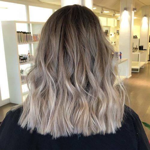Ash Brown Hair 15 Trending Ideas Amp How To Get It In 2019