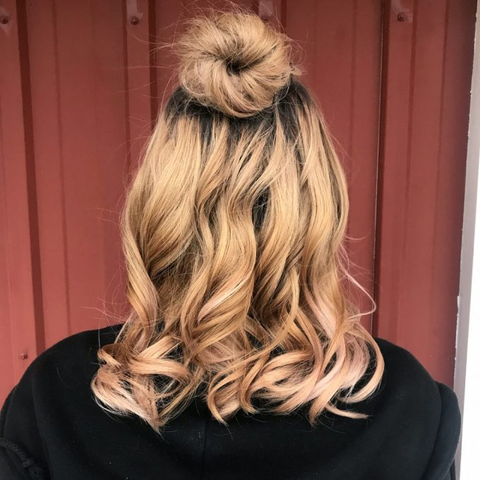 32 cutest prom hairstyles for medium length hair for 2019