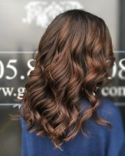 sweetest caramel highlights